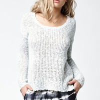 Billabong Just Because Pullover Sweater - Womens Sweater
