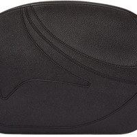 Black Trigger Reef Fish Pouch