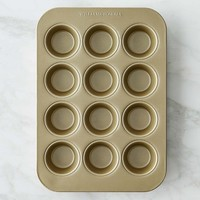 Williams Sonoma Copper Goldtouch® Nonstick Muffin Pan, 12-Well
