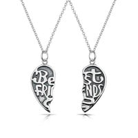 Bling Jewelry BFF Necklace Set