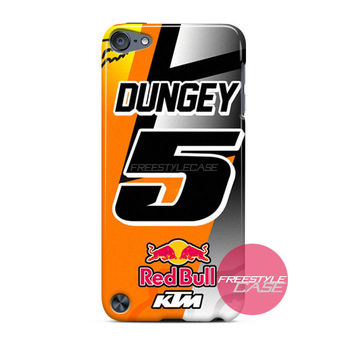 Ryan Dungey 5 KTM Motocross Fox Team iPod Case Cover