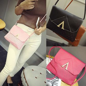 Women Handbag Shoulder Bag Faux Leather Messenger Hobo Bag Satchel Purse Tote