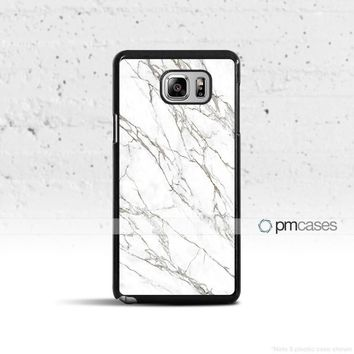 Black & White Marble Case Cover for Samsung Galaxy S & Note Series