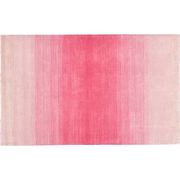 Ombre Rug - Pink
