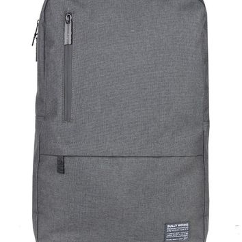 Courier Backpack (Ash Grey)