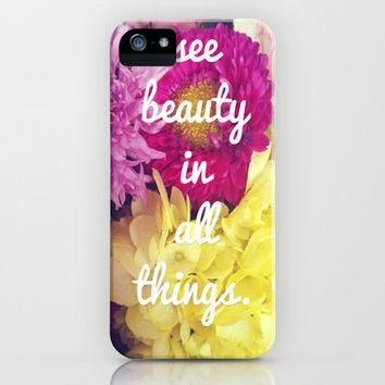 Beauty iPhone Case by Jordan Virden | Society6
