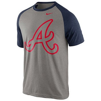 Atlanta Braves Big Play Raglan T-Shirt - MLB.com Shop