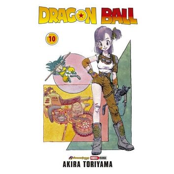 MANGA DRAGON BALL #10