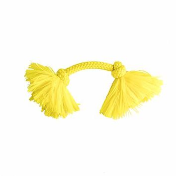 Playology Dri-Tech Rope Dog Toy Chicken Scent | Petco