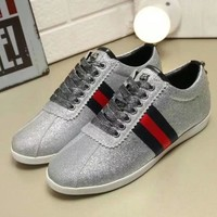 GUCCI Women Casual Fashion Sneakers Sport Shoes