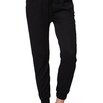 LA Hearts Sweater Knit Jogger Pants - Womens Pants