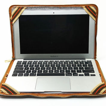 New Macbook 12, Macbook Retina, Macbook 13 Sleeve, Zipper Laptop Sleeve, Zippered Laptop Case, Macbook 12 Sleeve, macbook 12 cover, J5D531