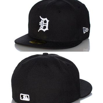 DCCKG8Q MLB Detroit Tigers 59Fifty Fitted Hat