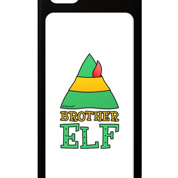 Matching Christmas Design - Elf Family - Brother Elf iPhone 5 / 5S Grip Case  by TooLoud