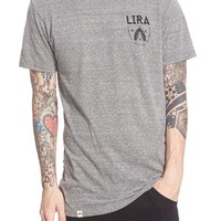 Men's Lira Clothing 'Wilfred' Graphic Short Sleeve T-Shirt,