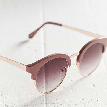 Samantha Catmaster Sunglasses - Urban Outfitters