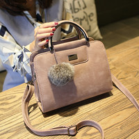 Women Fashion Leather Shoulder Bags Top-Handle Handbag Tote Bag Purse Crossbody Bag
