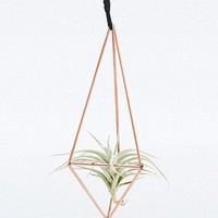 Adorn Hanging Copper Plant Triangle - Urban Outfitters