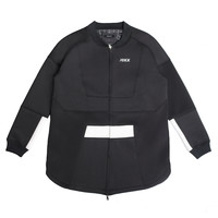 THE CXX — Neoprene Structure Bomber Black