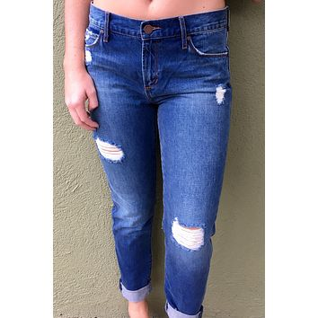 "Articles of Society - ""Janis"" Boyfriend Jeans"