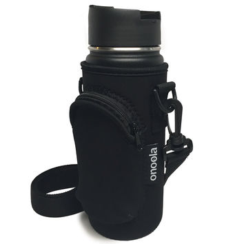 Onoola 18oz Pocket Carrier For Hydro Flask Type Bottles
