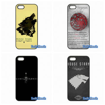 For Samsung Galaxy Note 2 3 4 5 7 S S2 S3 S4 S5 MINI S6 S7 edge Jon Snow Game Of Thrones Case Cover