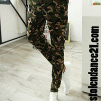 Camouflage Military Jogger Pants Men Harem Pants code10009