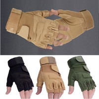 Outdoor Sports Motorcycle Cycling Tactical Gloves Army Full Finger Airsoft Combat Tactical Gloves Apparel & Accessories = 1705968964