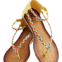 Delight The Way Sandal | Mod Retro Vintage Sandals | ModCloth.com