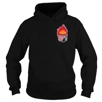 Personal fire demon Calcifer shirt Hoodie