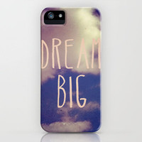 Dream Big iPhone Case by Sandra Arduini | Society6