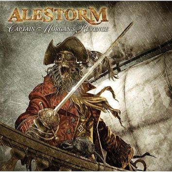 Alestorm - Captain Morgan`s Revenge