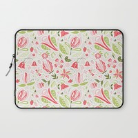 Summer Delight Laptop Sleeve by Noonday Design | Society6