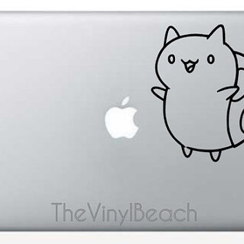 Catbug Decal - Bravest Warriors Decal
