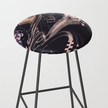 Static Bar Stool by duckyb
