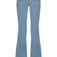 Michael Kors - High-rise flared jeans