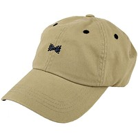 Bowtie Hat in Khaki with Navy by Frat Collection - FINAL SALE