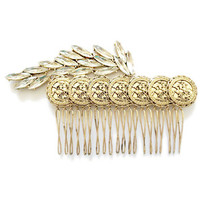 Bravado Gold Coin Haircomb