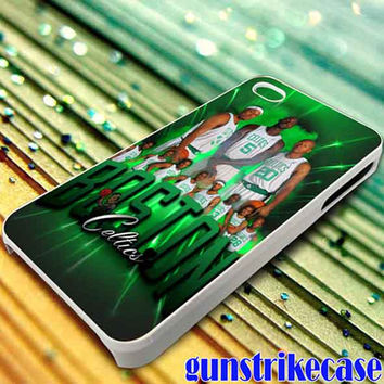 Boston Celtics 4 for iPhone, iPod, Samsung Galaxy, HTC One, Nexus **