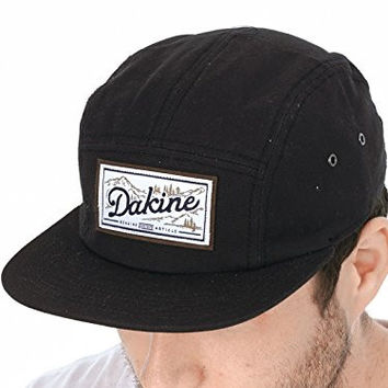 Dakine Men's Crosby Hat, Black, One Size