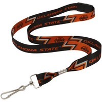 Oklahoma State Cowboys Collegiate Event Lanyard