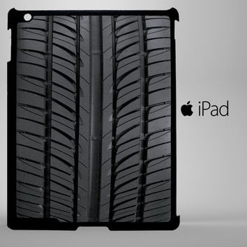 fun cute tires I0064 iPad 2, iPad 3, iPad 4, iPad Mini and iPad Air Cases - iPad