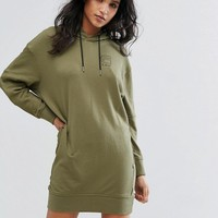 G-Star Hooded Sweat Dress at asos.com