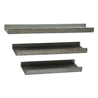 Crystal Art Gallery Set of 3 Galvanized Shelves | Nordstrom