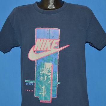90s Nike Just Do It Swoosh Red Tag Abstract t-shirt Large