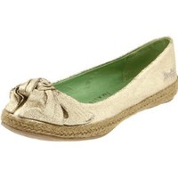 Blowfish Women`s Samira,Gold Vintage,8 M US