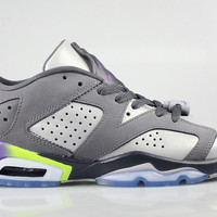 Air Jordan 6 VI Low GS Big Kid's Retro Ultraviolet
