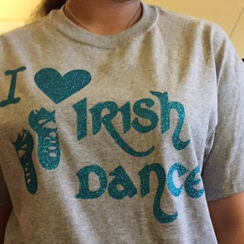 I love Irish Dance