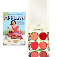 """How 'Bout Them Apples?"" Lip & Cheek Cream Palette"