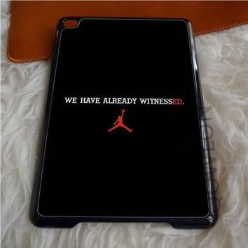 SUPREME AIR JORDAN iPad Mini Case